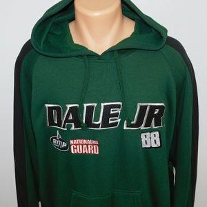 Dale Jr #88 pullover hoodie.  2X